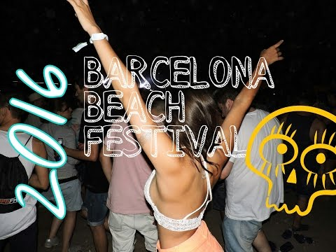 VLOG: BARCELONA BEACH FESTIVAL 2016 (ALESSO, MARTIN GARRIX, HARDWELL)