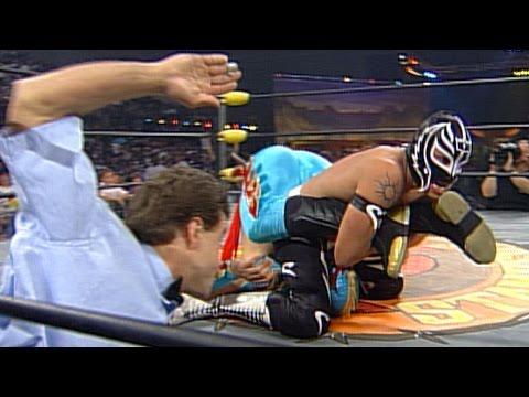 Rey Mysterio vs. Ultimo Dragon: Spring Stampede 1997