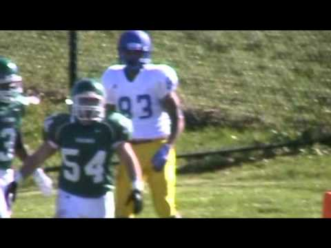 Devin Simmons Alfred State College #83 (Full Season)