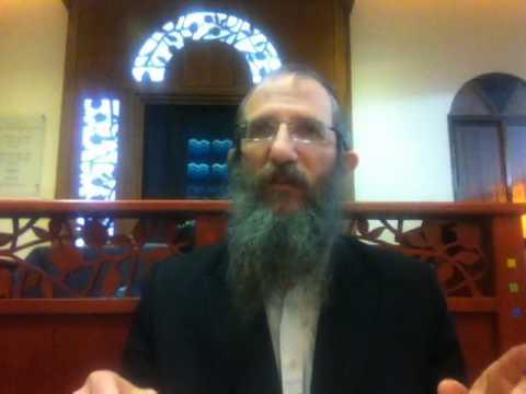 הרב ברוך וילהלם - תניא - ליקוטי אמרים - המשך פרק ד'