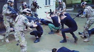 Băng Đảng Khủng Bố Đánh Bom Bị Đặc Nhiệm Tập Kích Tiêu Diệt | Phim Hành Động Võ Thuật