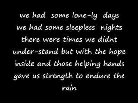 keep on dreaming w/lyrics