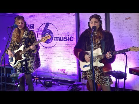 First Aid Kit - Fireworks (6 Music Live Room)