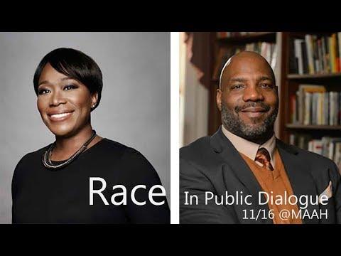 Joy Reid and Jelani Cobb: Race in the Public Dialogue thumbnail