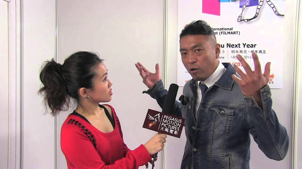 《Z風暴》演員姜浩文訪問片段 - YouTube