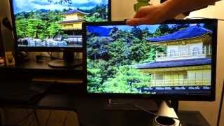 aoc e1759fwu 17 portable monitor review by totallydubbedhd