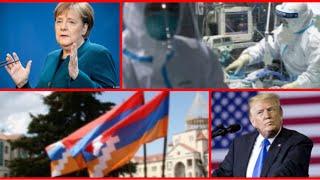 Новости Армении за 23.03.2020. Продвижение коронавируса