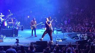 It's Time Imagine Dragons opening night of Evolve Tour 9/26/17 very close to stage!