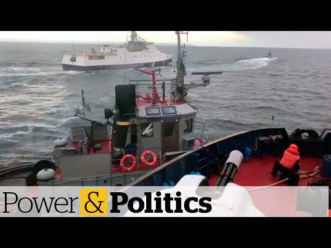 Russia Seizes Ukrainian Ships Near Crimea | Power & Politics