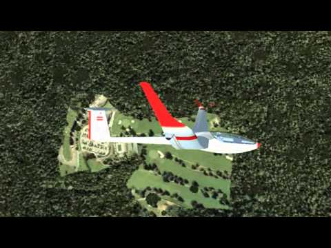 FSX - Austrian Souring Gliding Course