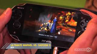 VITA Launch Window Titles - Video Preview