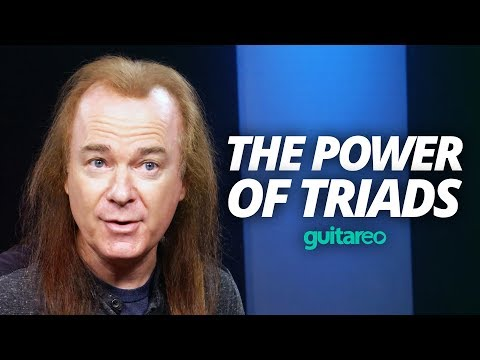 Unlocking The Power Of Triads - David Becker