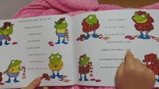 최누나(조이) 영어책(Froggy gets dresse…