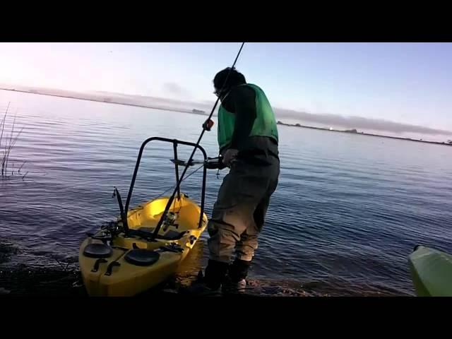 KAYAK FREEDOM HAWK 12 primer pesca