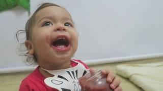 Супер Бонус!! РАДА обучает делать вкусный и полезный детский завтрак смузи мороженное