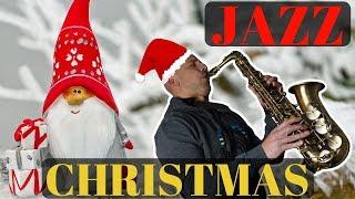 Compilation de Musique de Noël au Saxophone | Jazz Instrumental