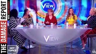 """The View"" Erupts Over Bernie Sanders"