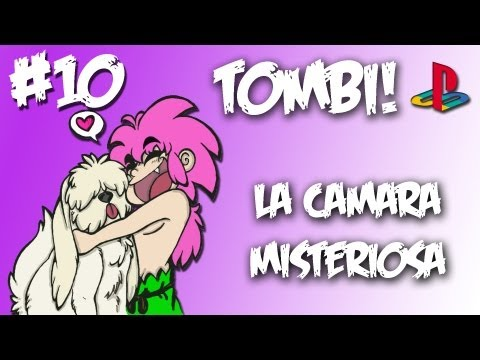 """Tombi! (PS1) - ¡Completo 100% y Comentado! (10/14) """"La cámara misteriosa"""""""