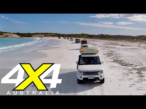 Great Australian Bight Expedition | 4×4 Australia