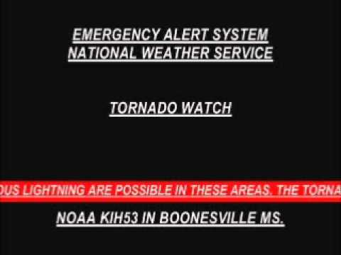 EAS TORNADO WATCH #2 for 2012