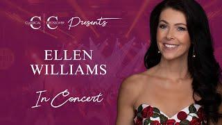 Classical Crossover Presents Ellen Williams