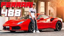 DUBAI TOUR IM FERRARI 488 GTB! | Daniel Abt