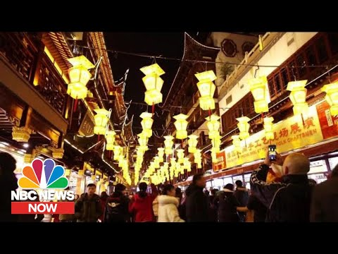 Made In China: A Look At China's Rapidly Growing Economy | NBC News Now