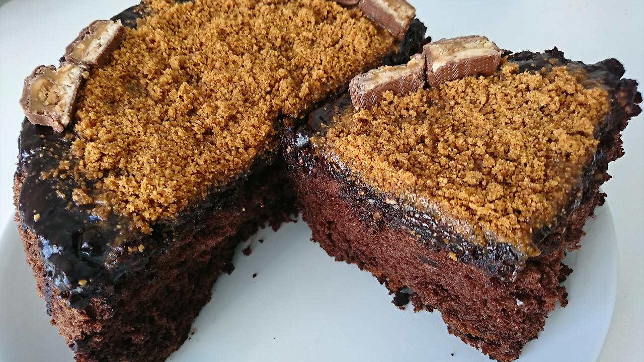 пышный мягкий и дырчотый шоколадный бисквит рецепт с фото