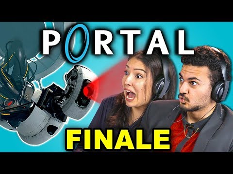 FINAL EPISODE! | PORTAL - Part 5 (React: Let's Plays)
