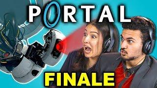 FINAL EPISODE! | PORTAL - Part 5 (React: Let's Plays)