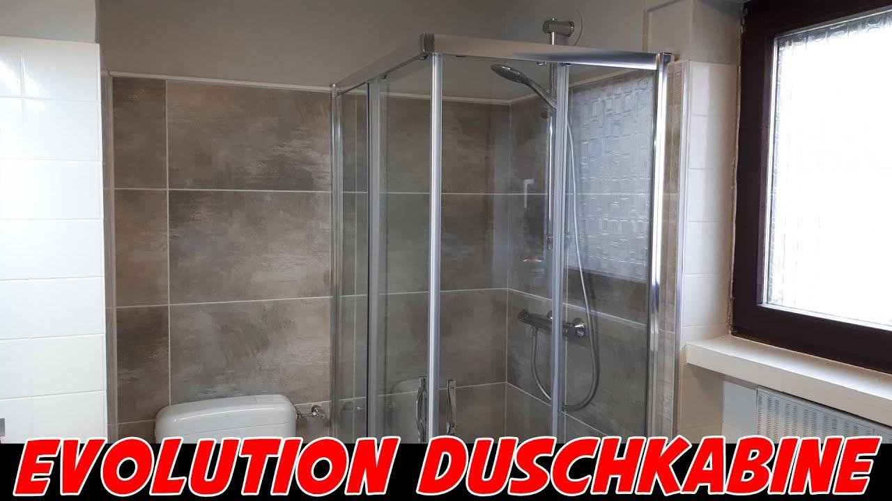 Duschkabine Youtube   Badezimmer Reinigen Duschkabine Kalk ...