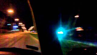Nightpower Olsztyn Saab 900 vs Astra OPC 1/4 mili ET: 14,366 ET+RT: 14,670