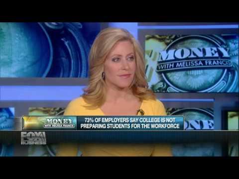 Todd Schoenberger on FOX Business talking Bachelor of no jobs
