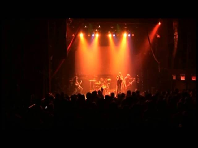 """""""SLAVES AND BULLDOZERS"""" by Soundgarden tribute band JESUS CHRIST POSE at The Gramercy Theatre NYC"""