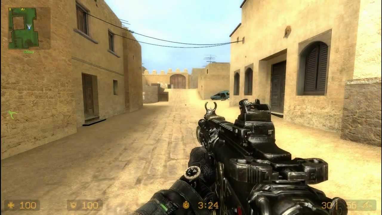 armas modificadas para cs source