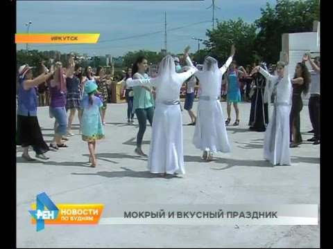 Про нас: самый большой летний праздник армян