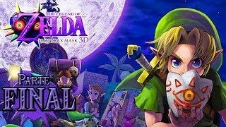 Zelda Majora's Mask 3D (HD) #13 FINAL - FIERA DEIDAD VS MAJORA