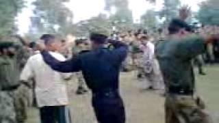 PAK ARMY DANCE IN SIACHIN BY TAMJID &RIZWAN GHAZI BLOCH REGMENT
