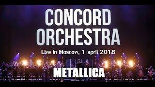 Concord Orchestra - Metallica