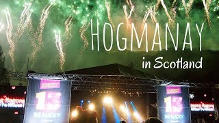 Hogmanay: New Year