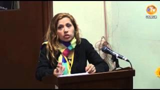 Tema: I Congreso Peruano de Cristalografía   2da parte   Completo