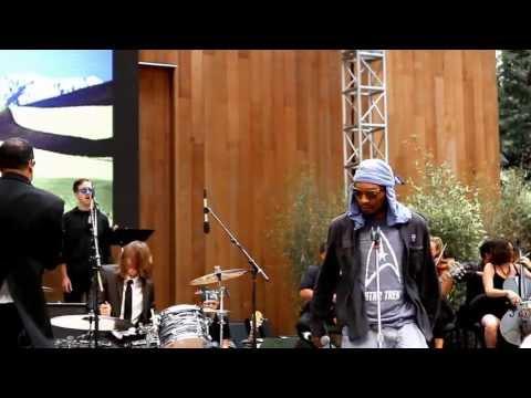 Deltron 3030 w/ Full Orchestra - Stern Grove Music Festival (HD)