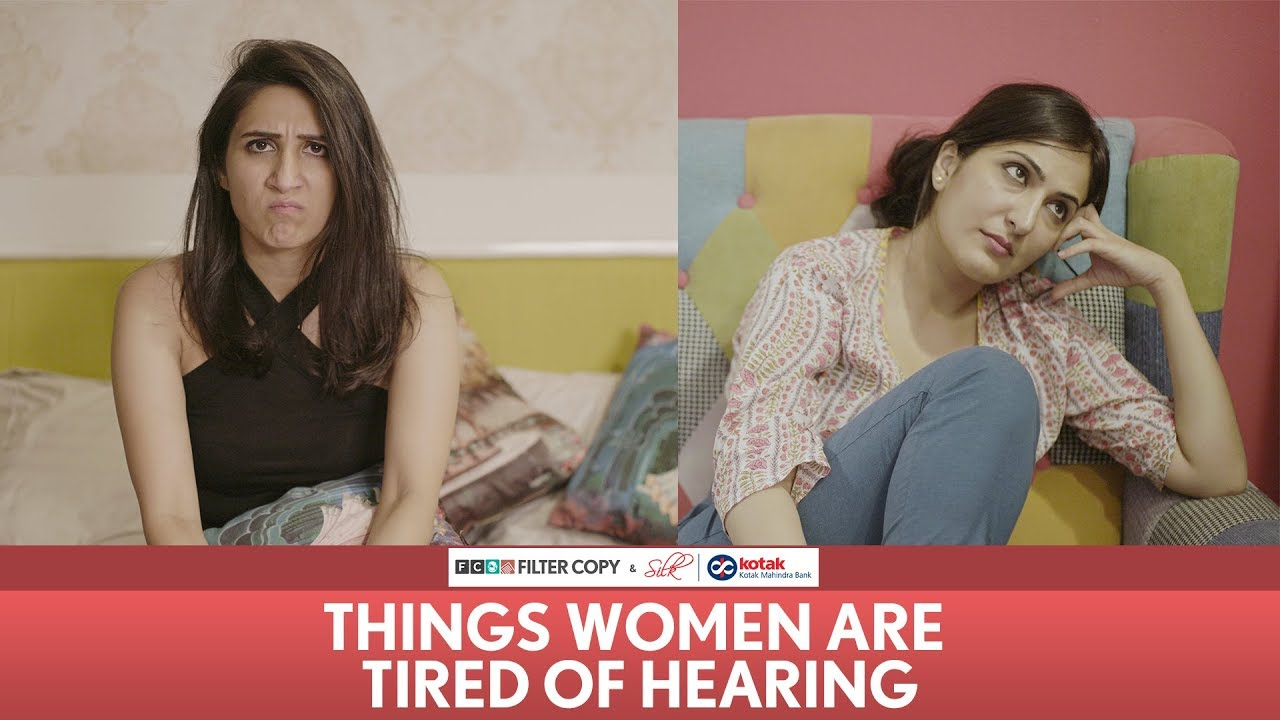 7 things single women are sick of hearing