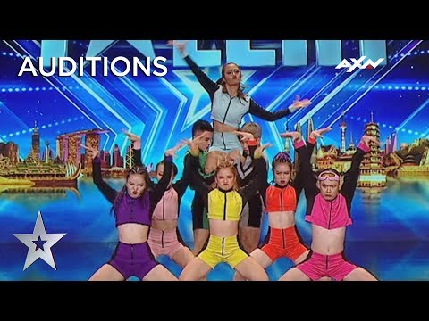 HANOI XGIRLS Will Show You Their GIRL POWER! | Asia's Got Talent 2019 on AXN Asia