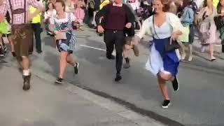 Oktoberfest (Bira Festivali) Başladı