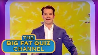Best of Jimmy Carr Jokes - The Big Fat Quiz of the Year