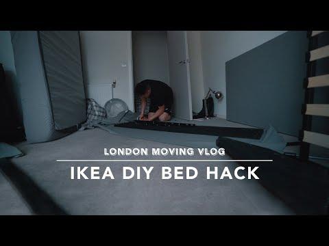 ikea-diy-bed-hack---london-moving-vlog-#2