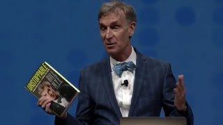 Percona Live 2016 - Bill Nye's Keynote Presentation