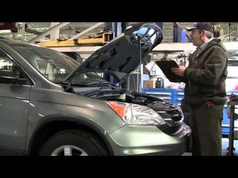 Une Honda Accord avec 1,6 millions de Km au compteur...