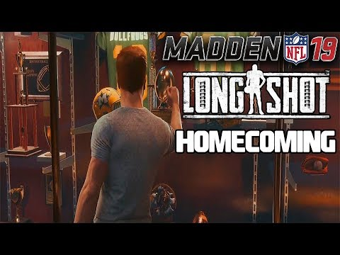 """LONGSHOT """"HOMECOMING"""" FIRST LOOK & DETAILS 